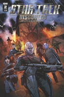Star Trek Discovery: Succession #2 - Cover A